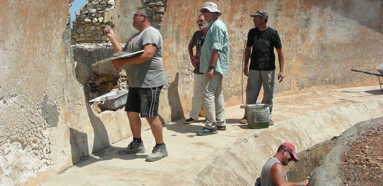 Operazione Acoustic Mirror – Isola di Leros 22 – 25 giugno 2016