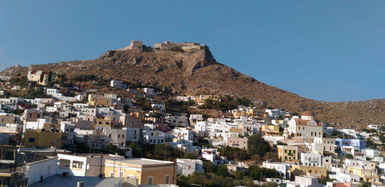 Visita Leros 2003