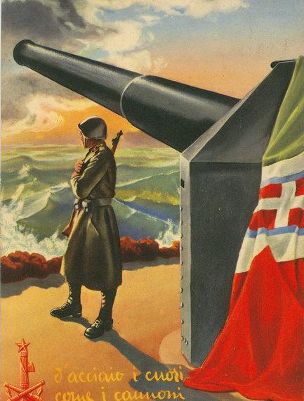La rete d'allarme antiaereo dell'isola di Leros